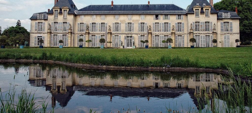 Дворец Мальмезон. Наполеон и Жозефина.