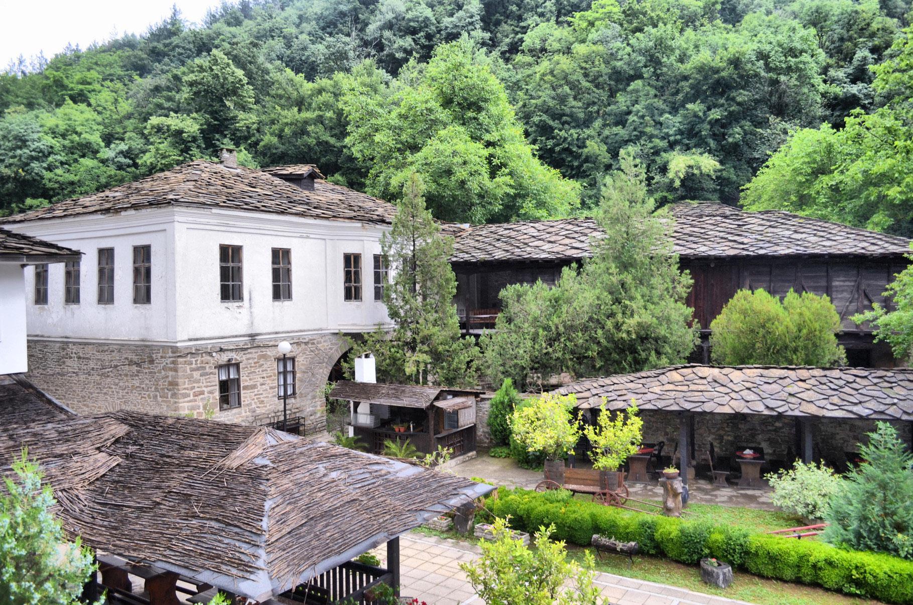 Трявна - Дряновский монастырь - Бачо Киро - Боженци