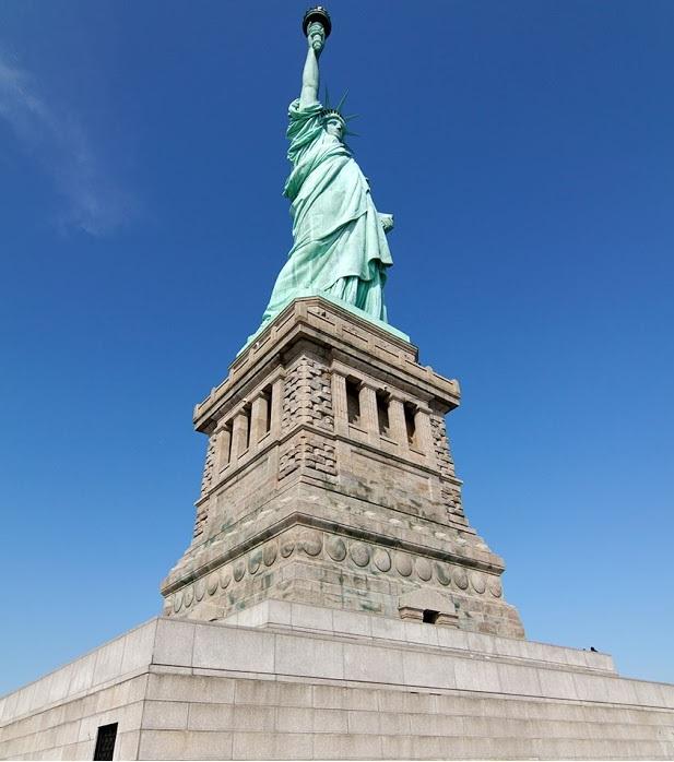 Нью-Йорк за семь часов (с посещением статуи Свободы)