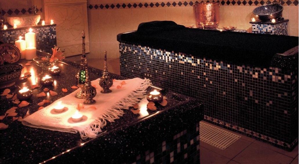Марокканские бани и Спа