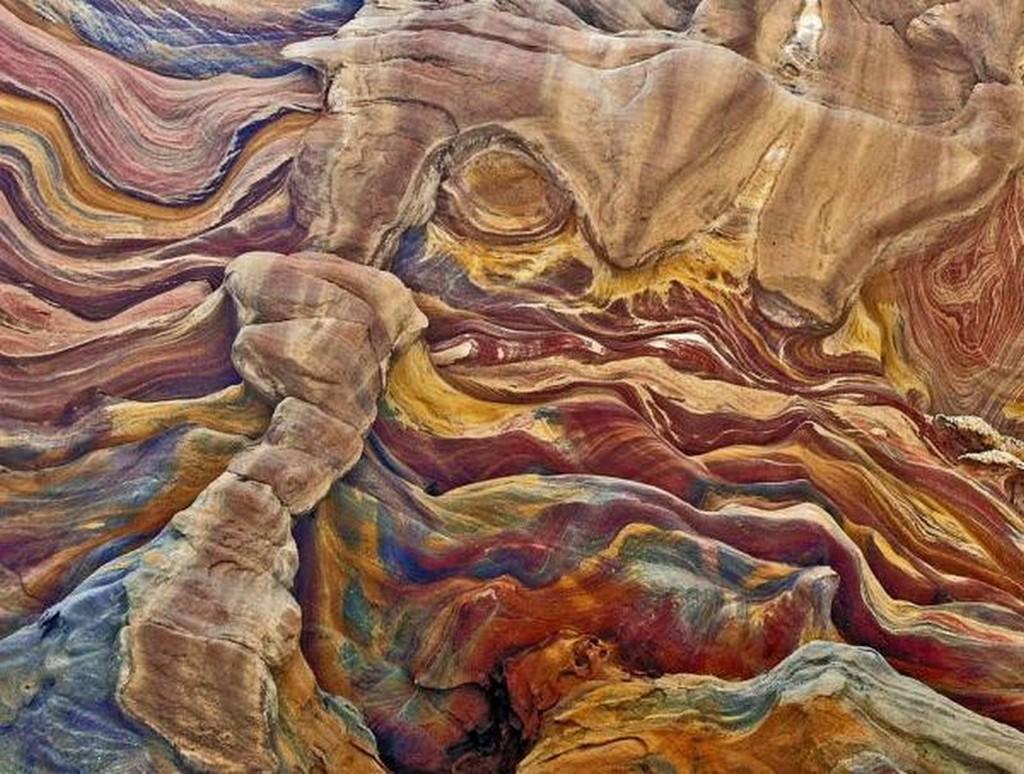 Цветной каньон (Джип-сафари)
