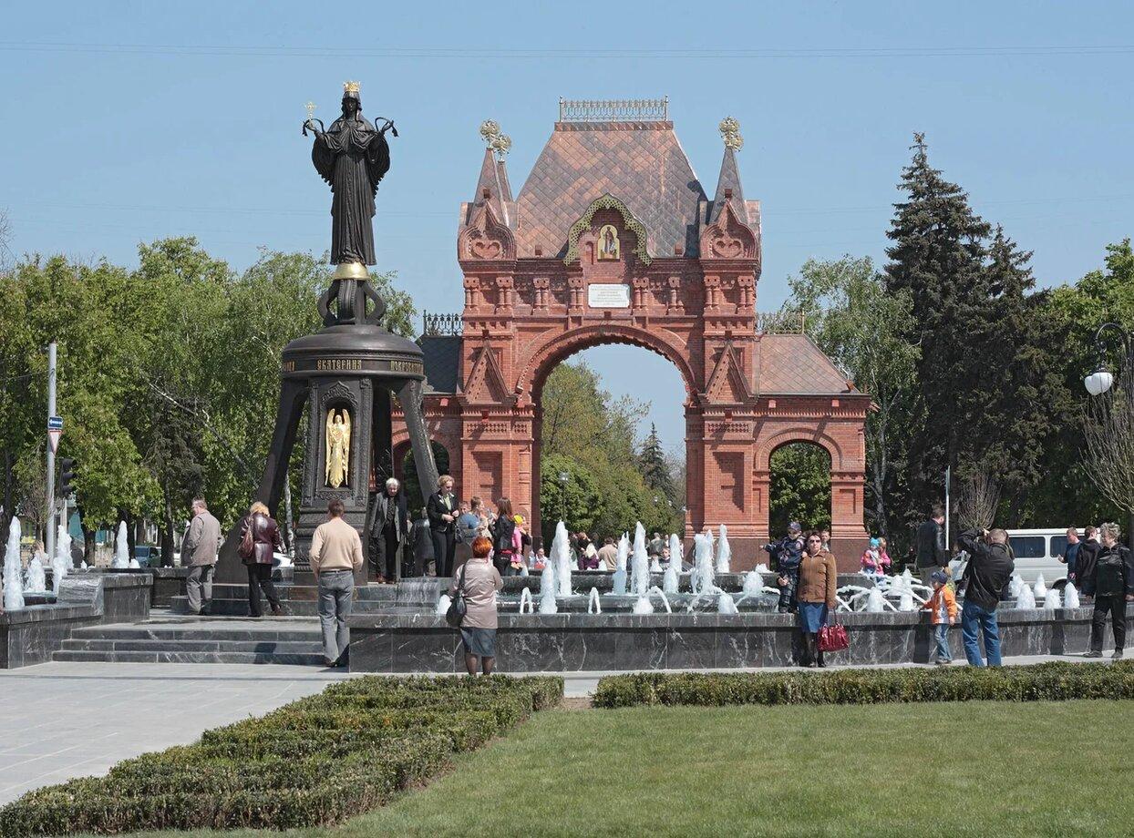 Маленький Париж. Обзорная экскурсия по историческому центру Краснодара.