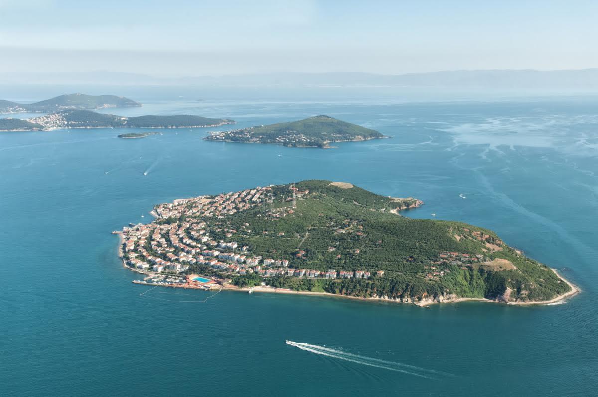 Тайна Принцевых островов
