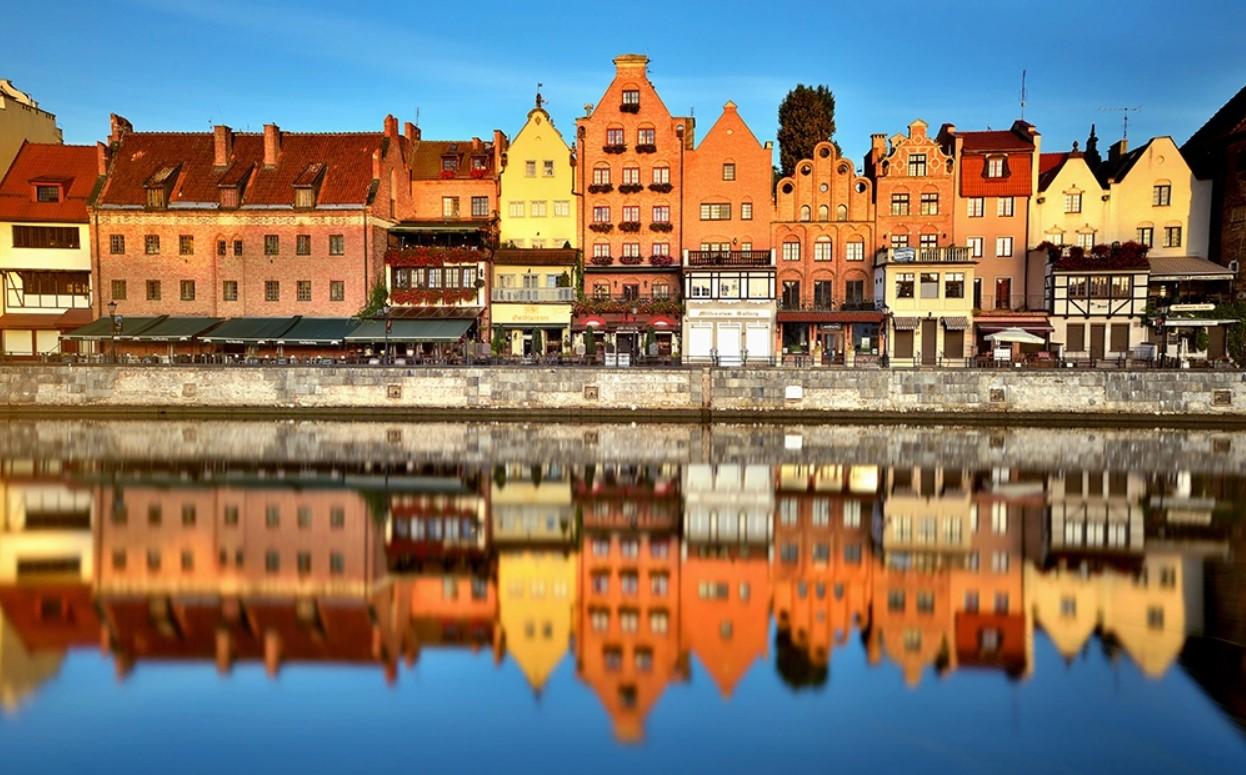 Индивидуальная обзорная экскурсия по Гданьску