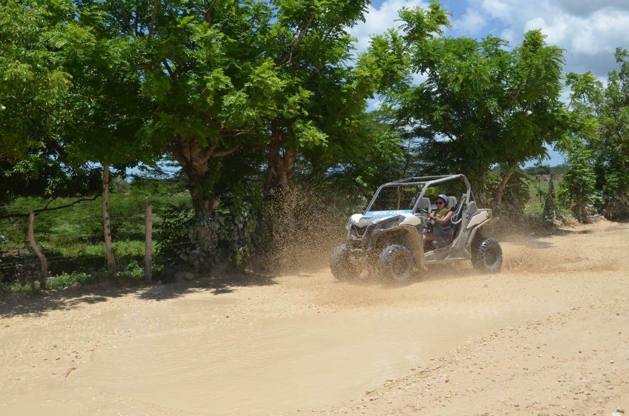 Экскурсия на багги в Доминикане