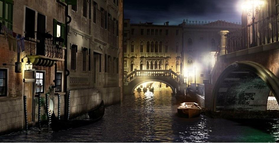 Мифы и легенды Венеции