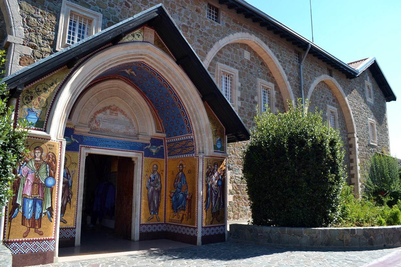 Кипр - остров святых