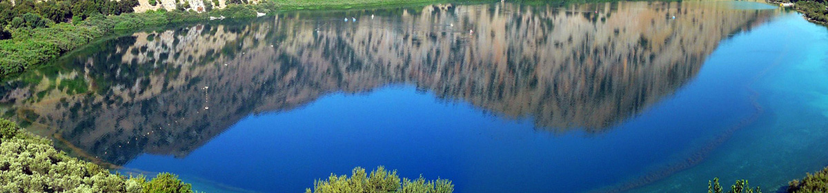 Озеро Курнас и Водопады Аргируполи