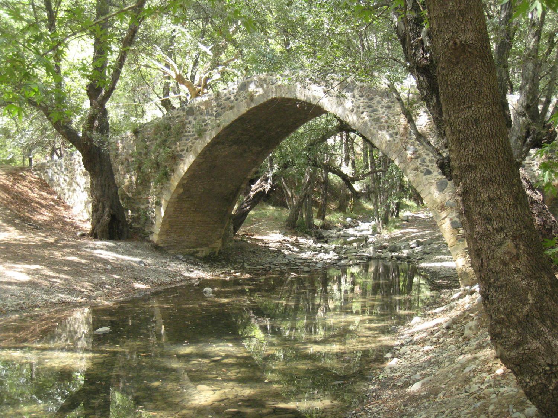Троодос – Венецианский мост - Водопад