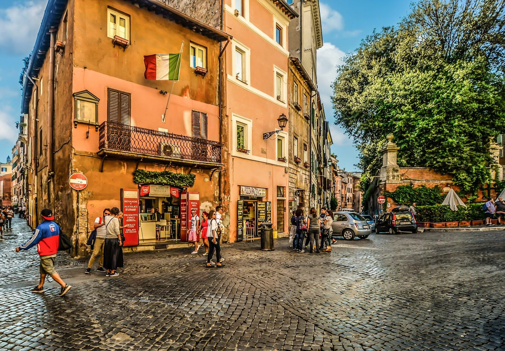 Трастевере – душа Рима