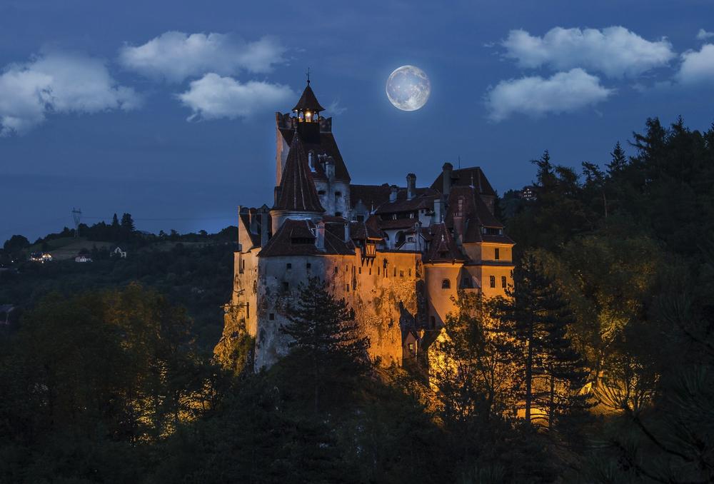 Боги и вампиры, Румыния