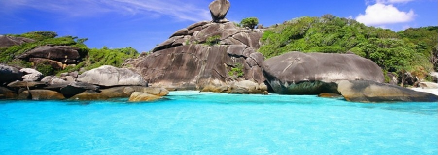 Симиланские острова на 2 дня