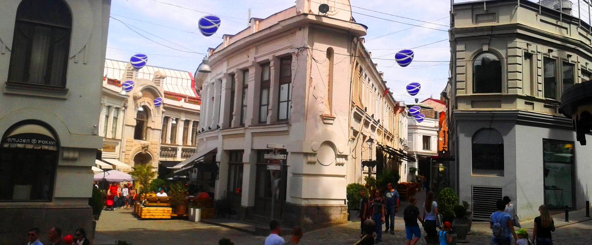 Тифлис – город модерна