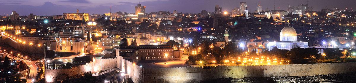 Полёт в Израиль (2 дня/1 ночь)