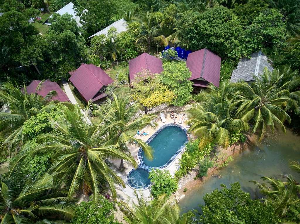 Йога – ретрит на малообитаемый остров
