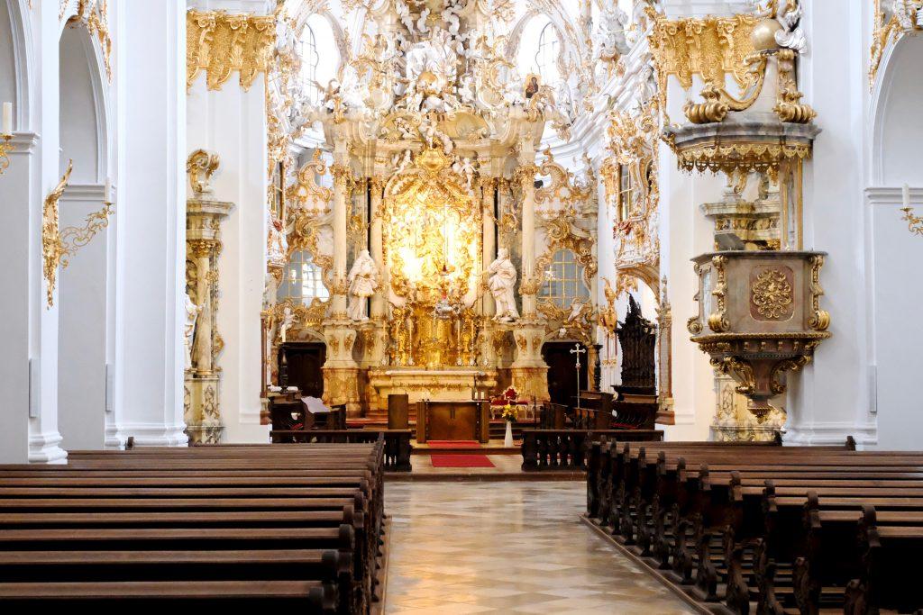 Регенсбург - самый старый город Германии