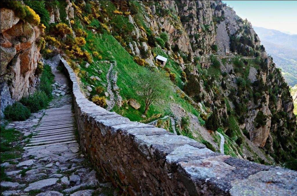 Риполь и Долина Валь де Нурия