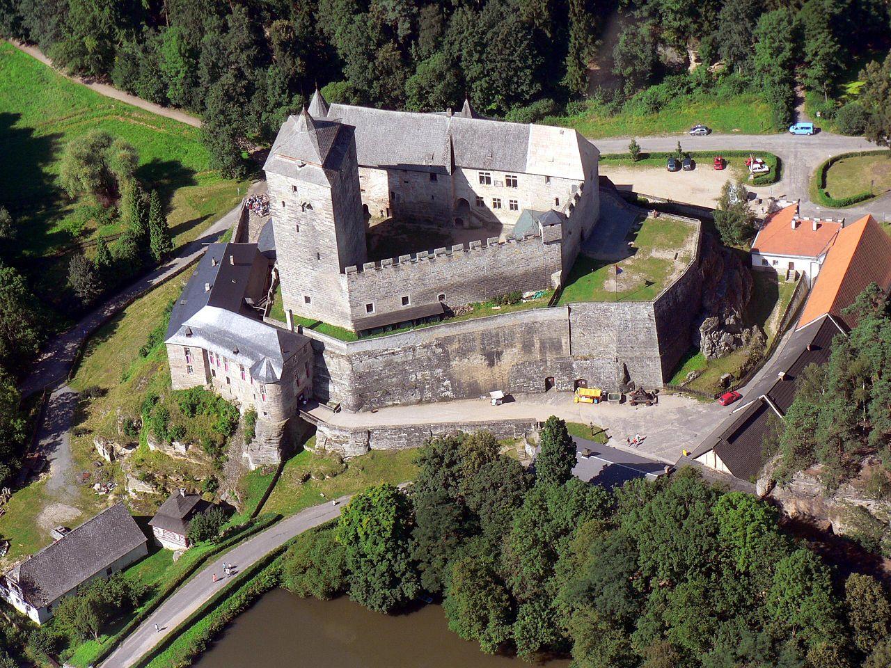 Чешский рай и замок Кост