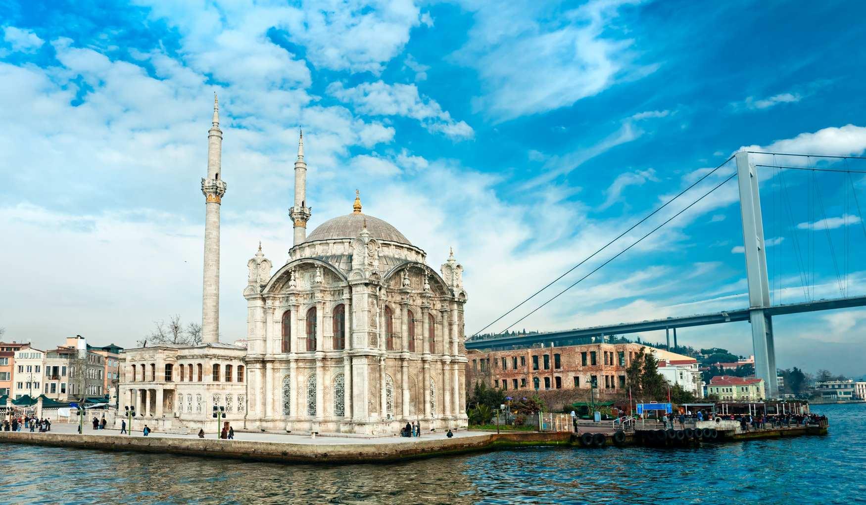 Модерн Стамбул: Азиатская часть