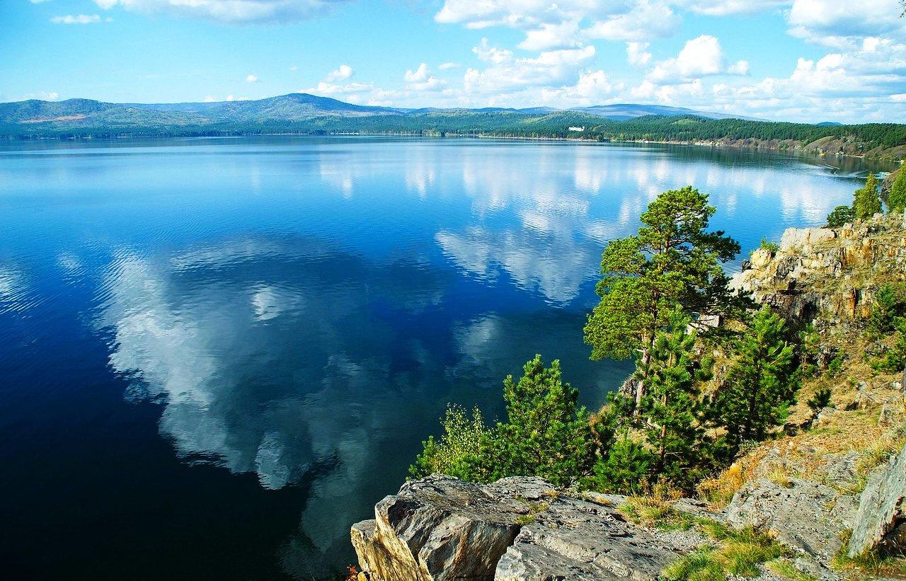 Знакомьтесь, озеро Тургояк