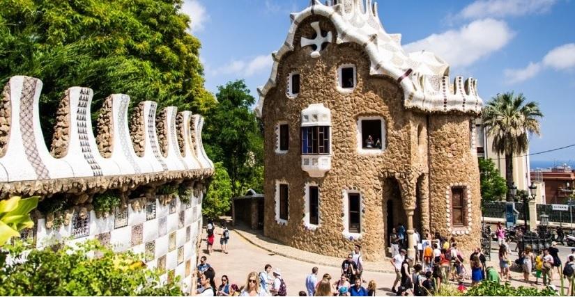 Барселона Гауди + Магические фонтаны