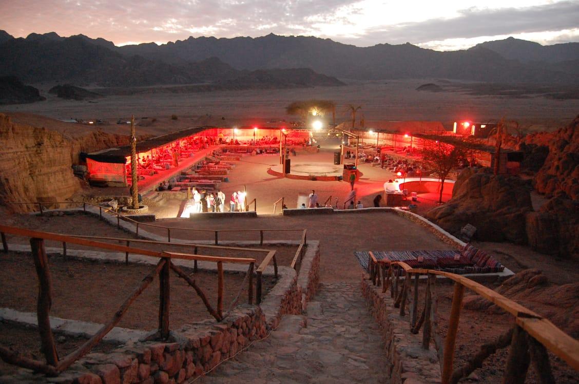 Ужин у бедуинов