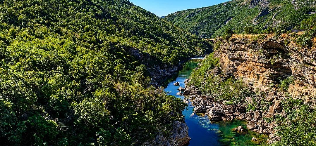 Дикая природа Черногории – посещение каньонов