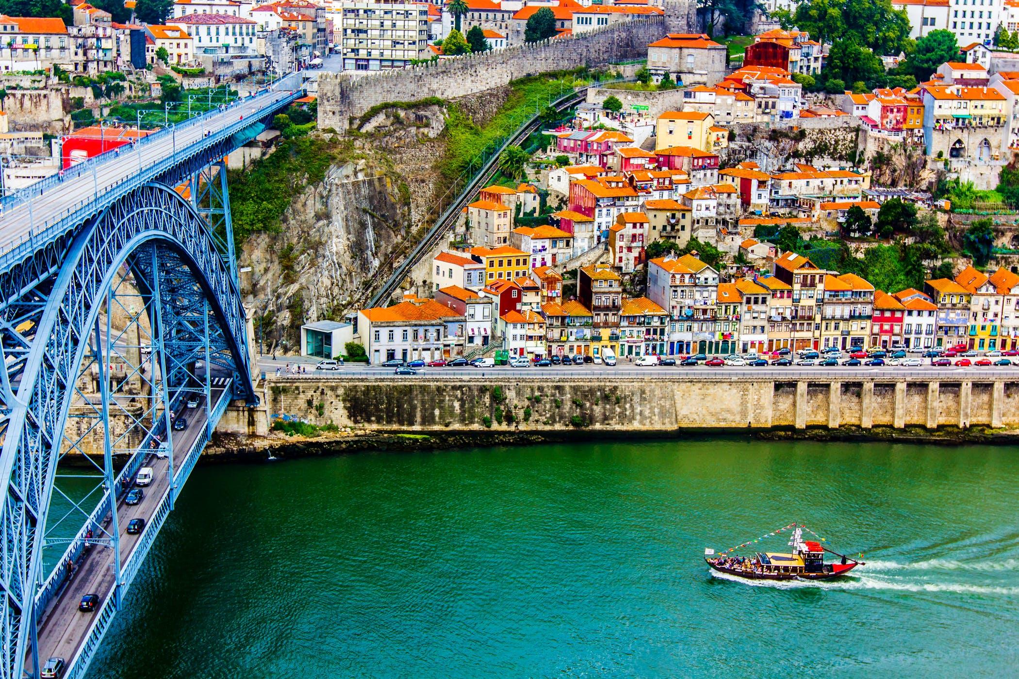 Обзорная экскурсия по городу Порту