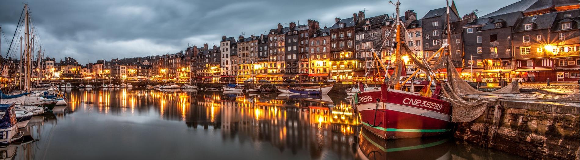 Нормандия из Парижа (Первый тур)