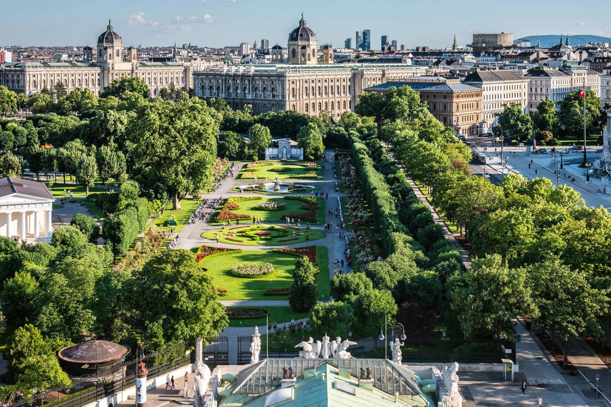 Экскурсия в Вену из Будапешта
