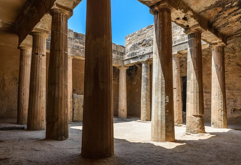 Древний Пафос