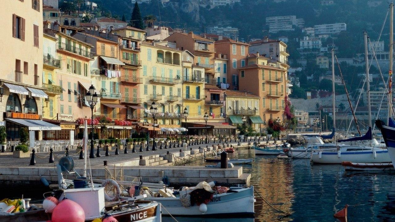 Франция - Монако - Италия