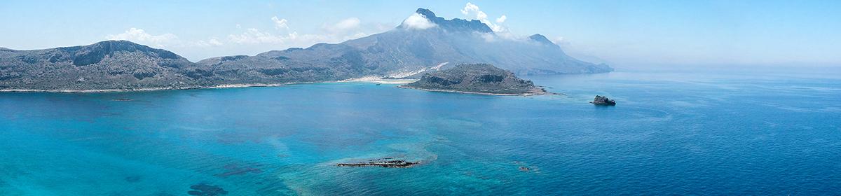 Остров Грамвуса и бухта Балос