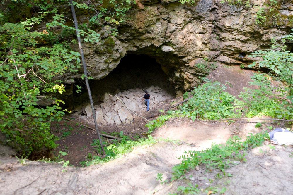 Эко-экскурсия: Ичалковские бор и пещеры
