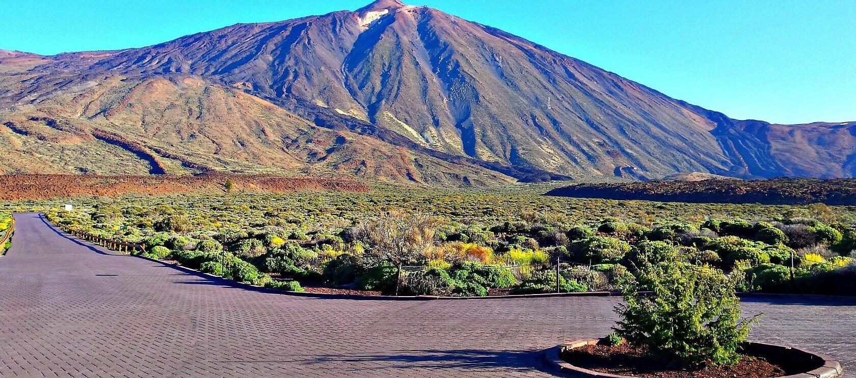 Вулкан Тейде и лес Ла-Есперанса