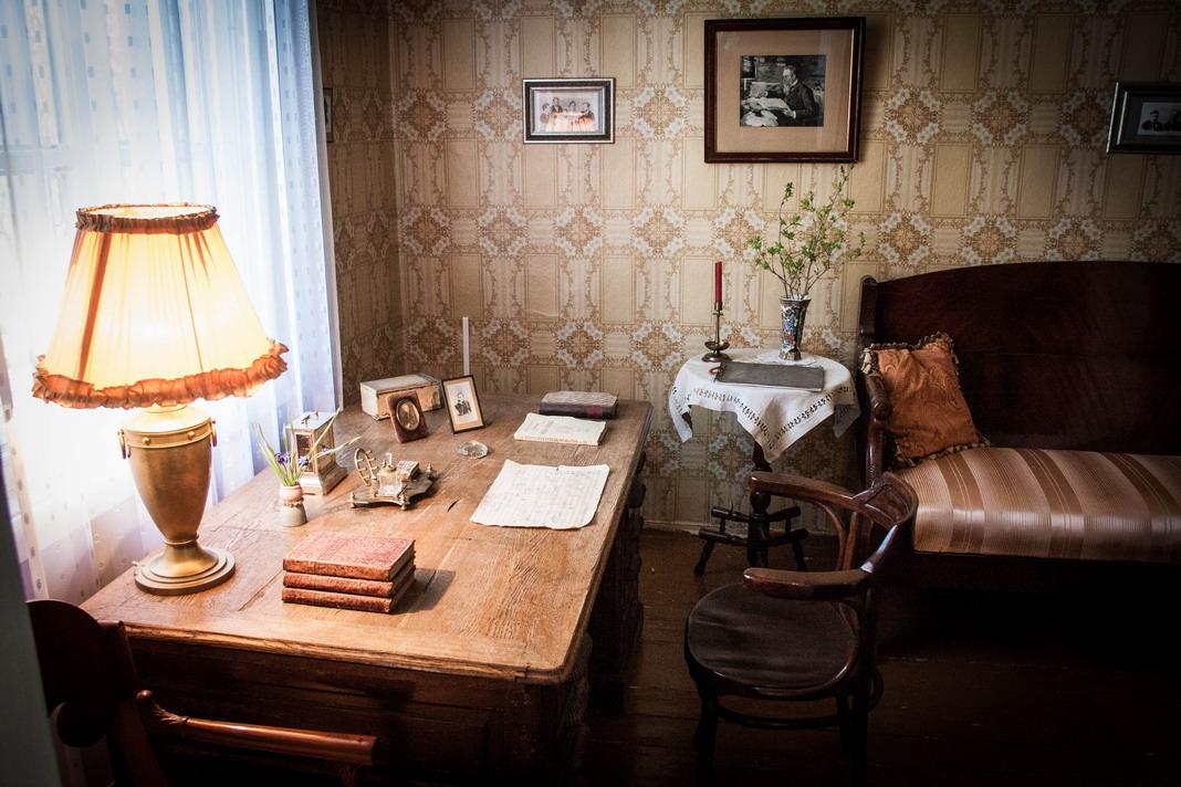 Экскурсия по усадьбам Н.А.Римского-Корсакова: Любенск и Вечаша