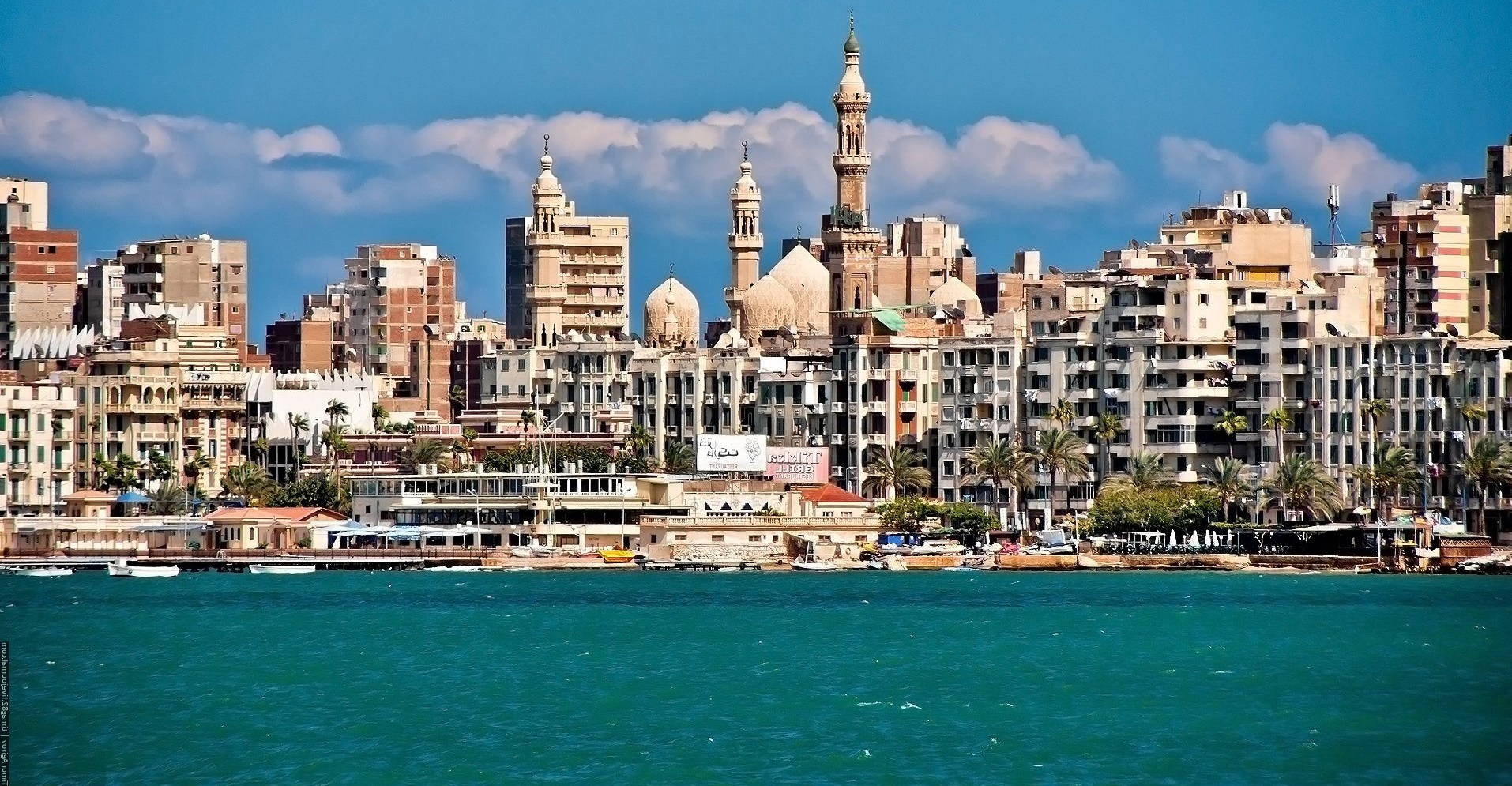 Экскурсия в Александрию из Каира