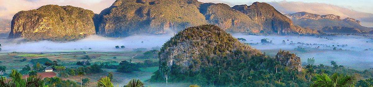 Приключения в долине Виньялес с верховой ездой на лошадях и канопи