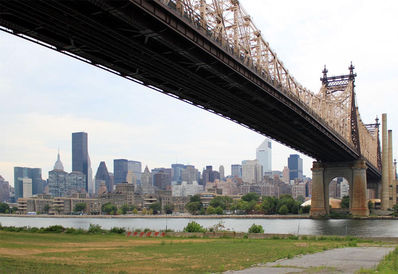 Мосты Нью-Йорка