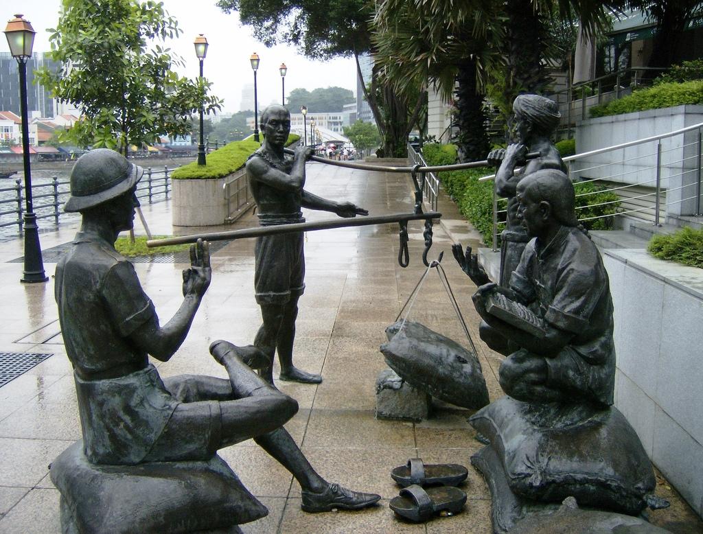 Живые традиции Сингапура