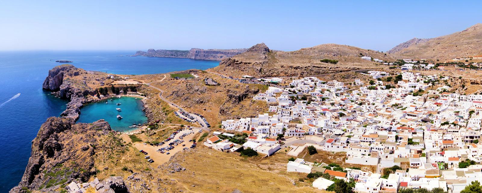 Увлекательное путешествие вокруг острова Родос (мини-группа)