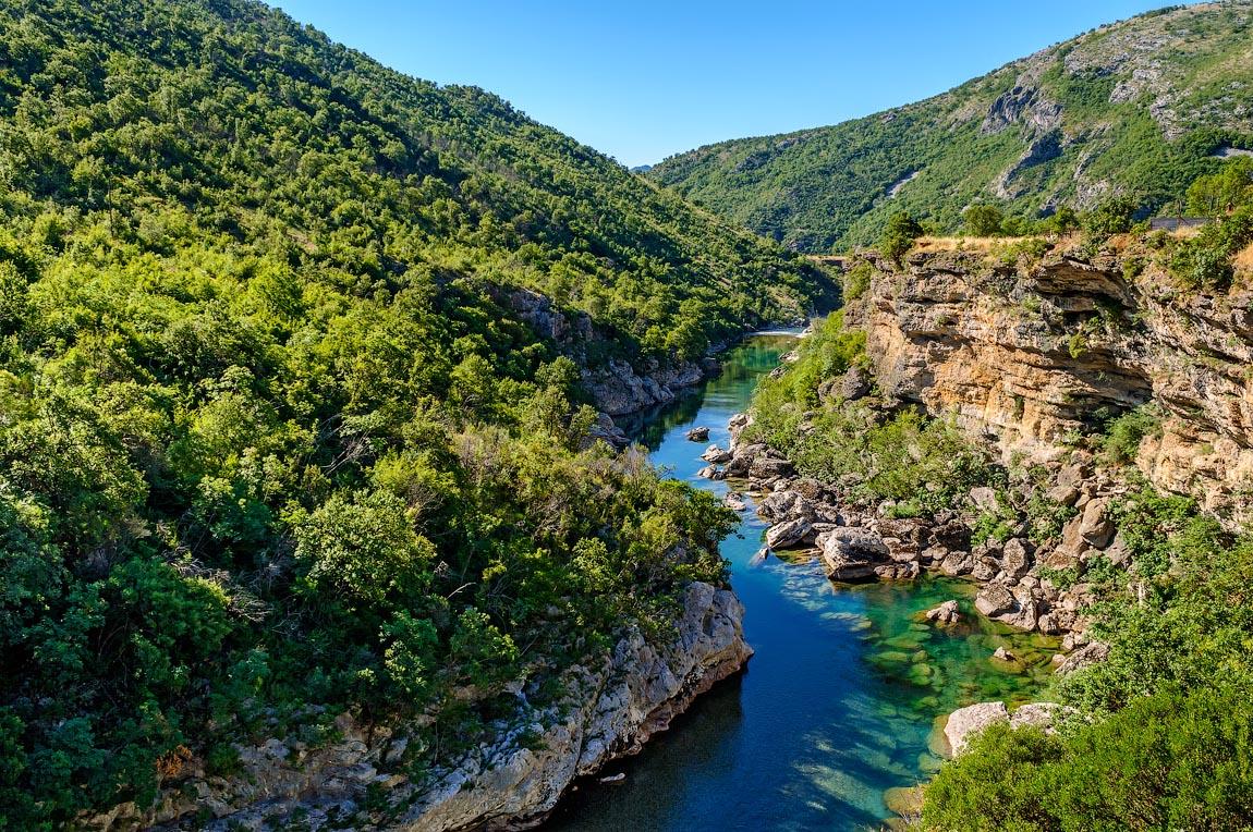 Золотое кольцо Черногории — Каньоны