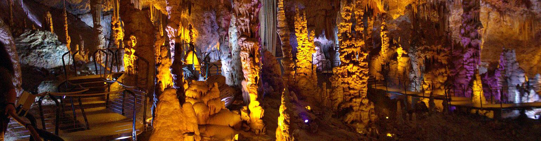 Сталактитовые пещеры и монастыри в окрестностях Иерусалима