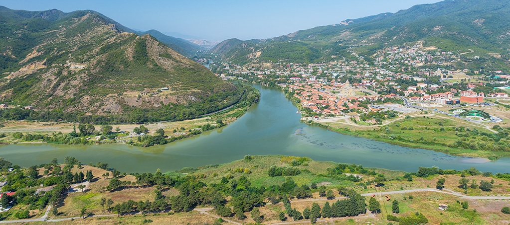 Тбилиси и Мцхета, две столицы две легенды