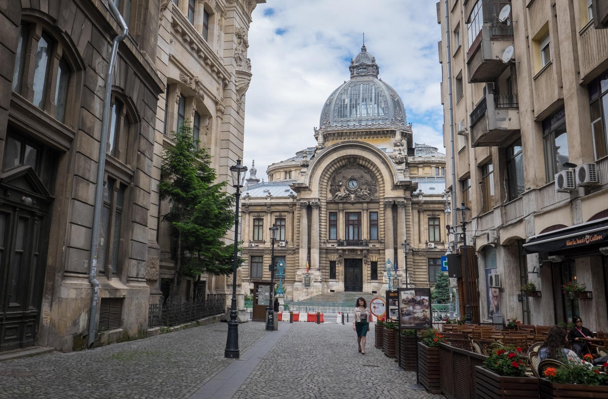 Бухарест – старинная и современная столица Румынии