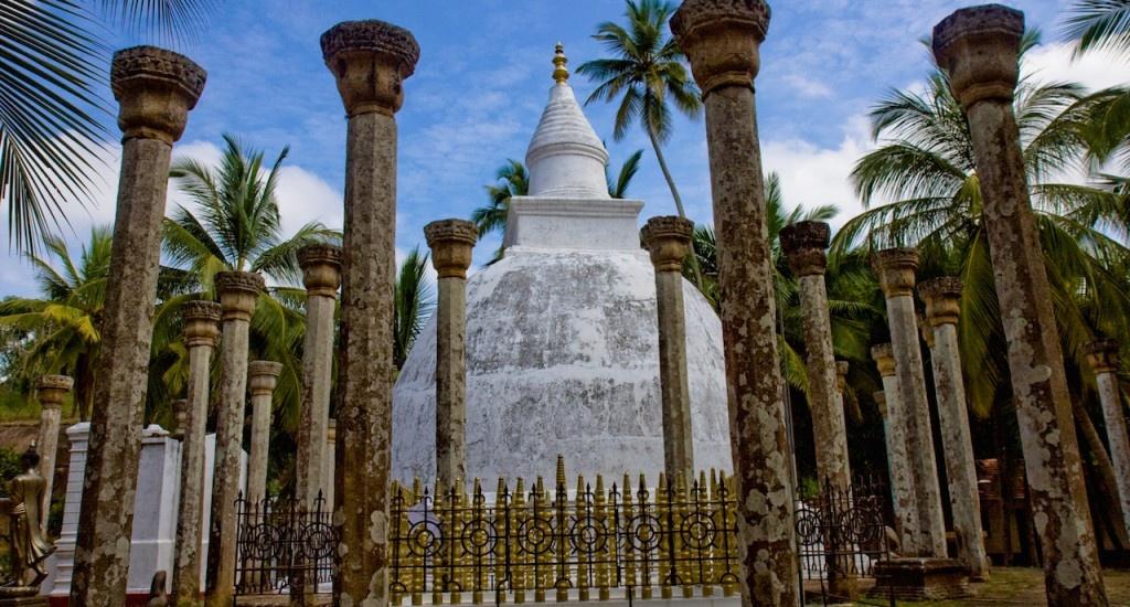 Экскурсия в Анурадхапура