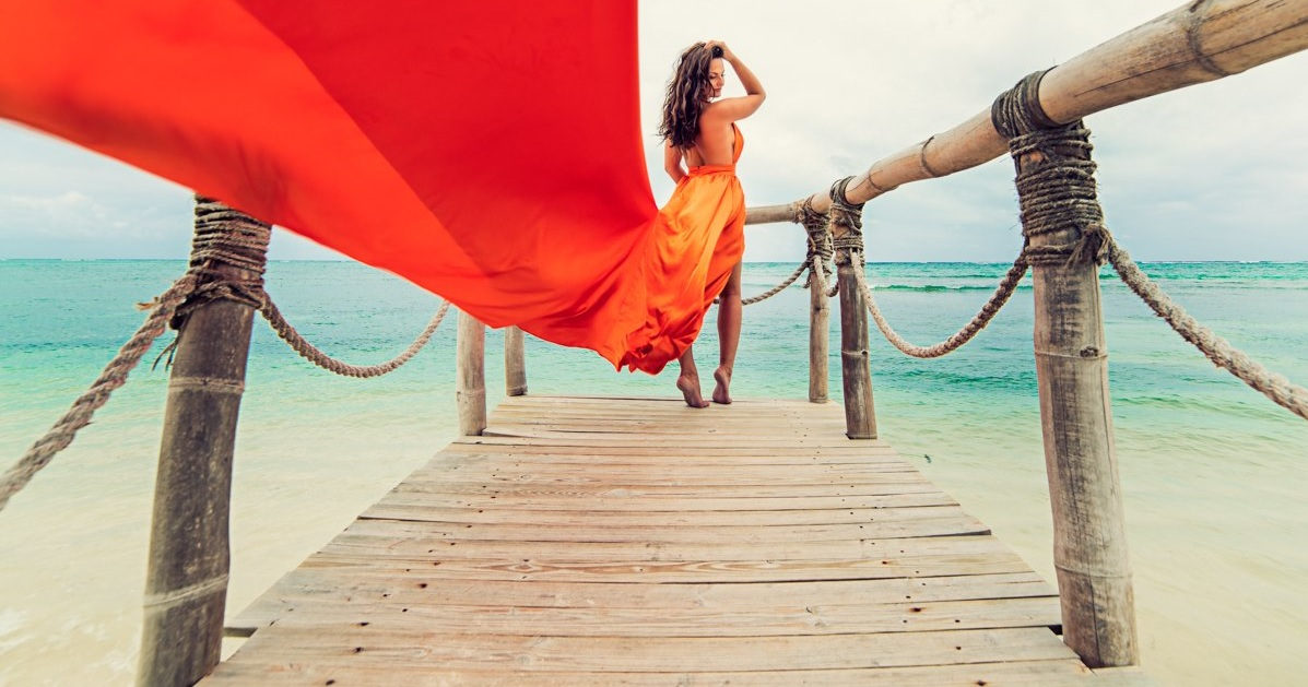 Фотосессия в Доминикане (фотограф + стилист)