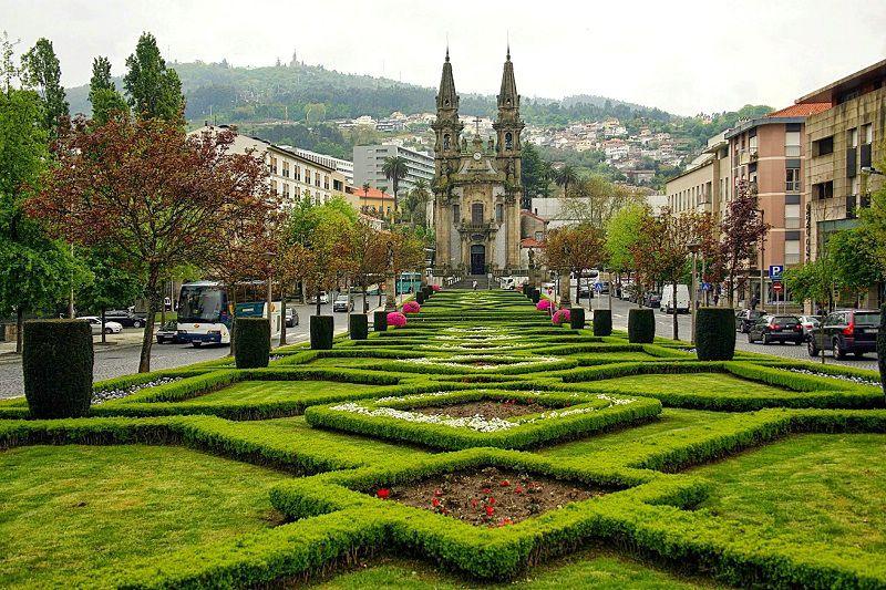 Колыбель Португалии (Гимарайнш и Брага)