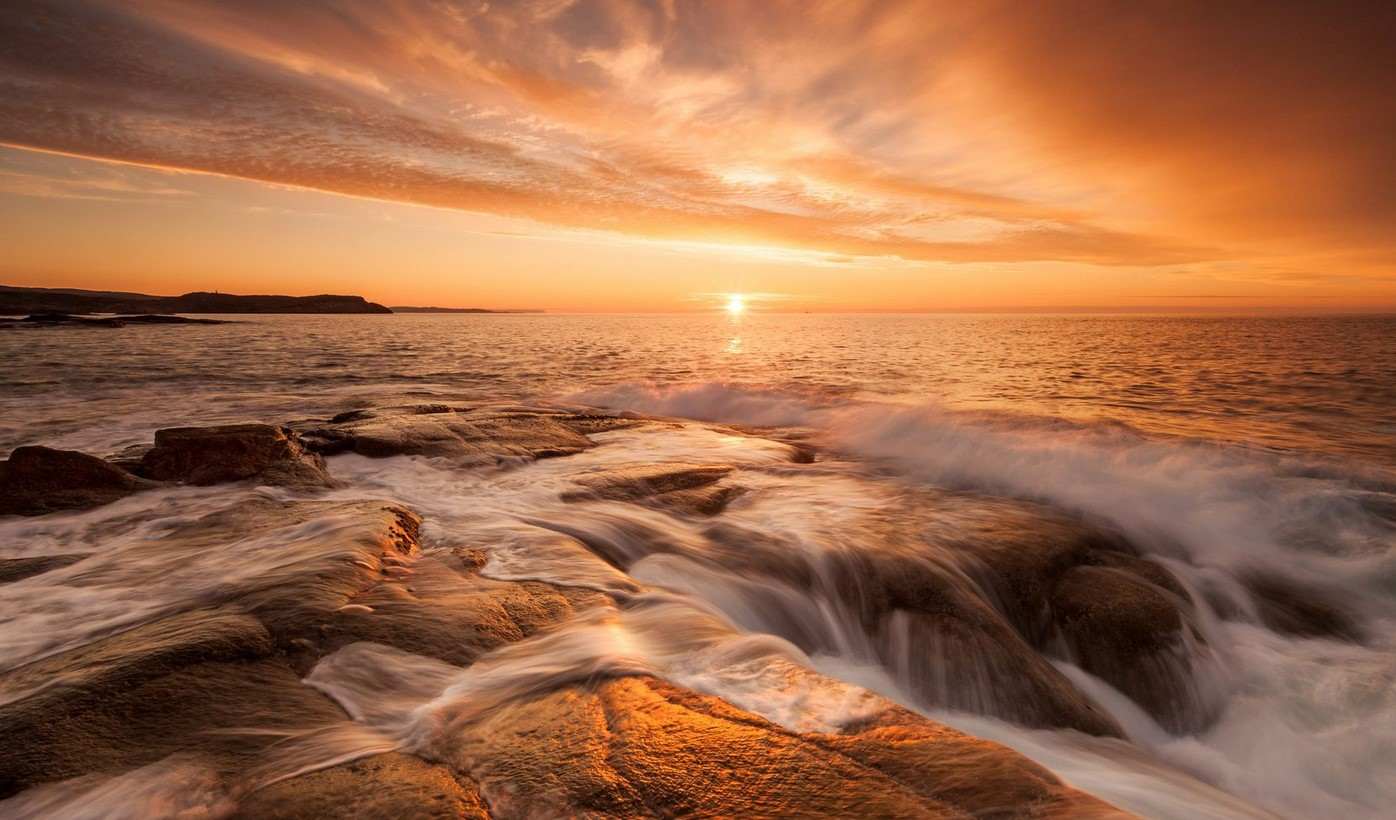 Морской поход по Мурману (20-25 июля)