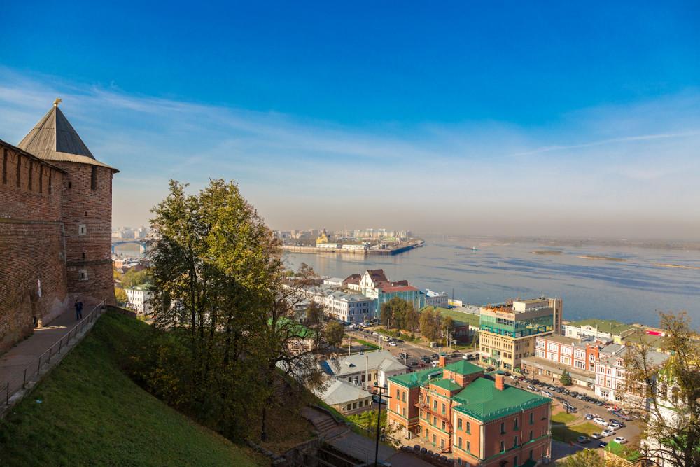 Главный обзор: Нижний-Горький-Новгород